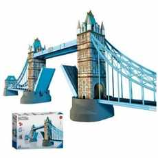 TOWER BRIDGE PUZZLE RAVENSBURGER 3D 125593 216d.